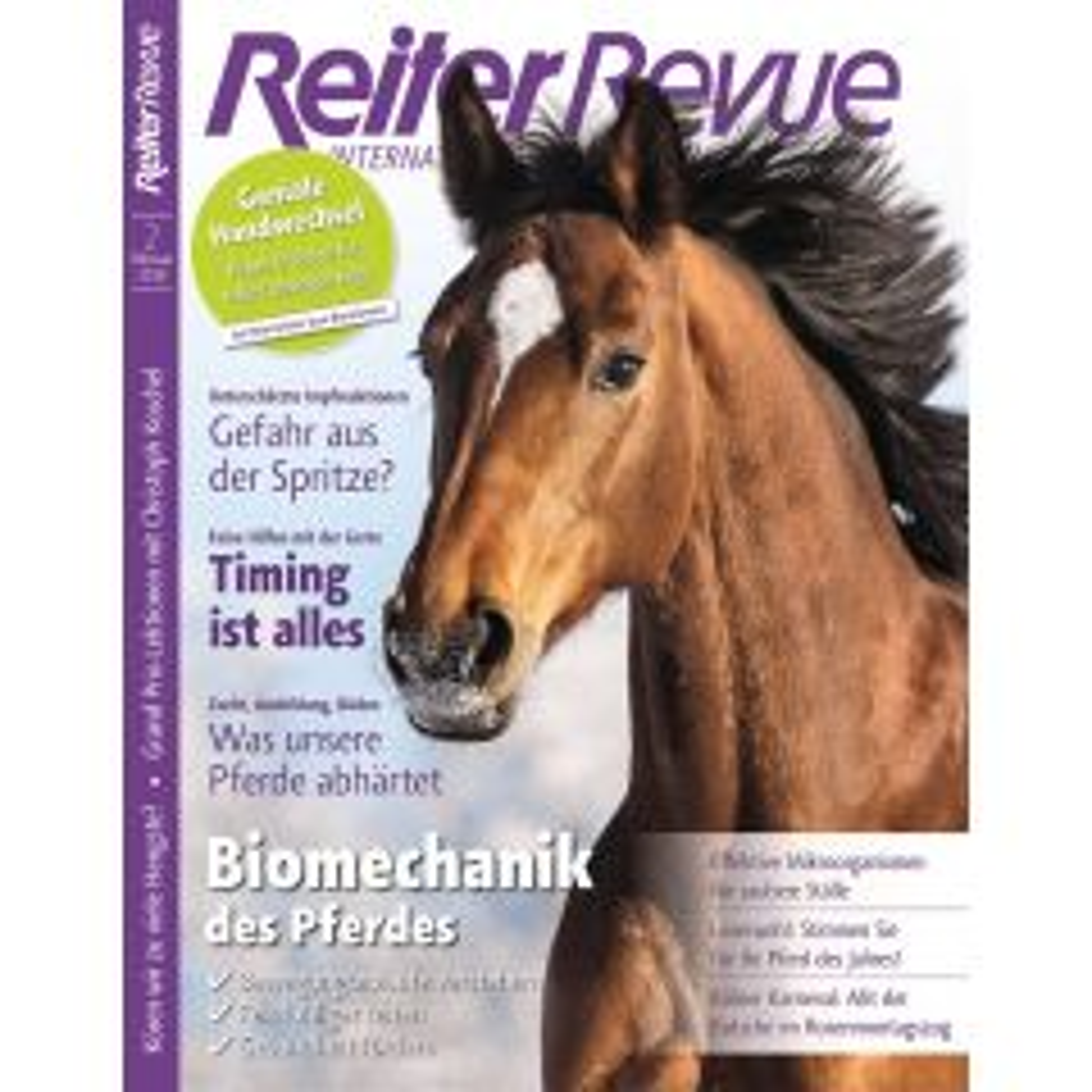 Reiter Revue Heft 2/2018
