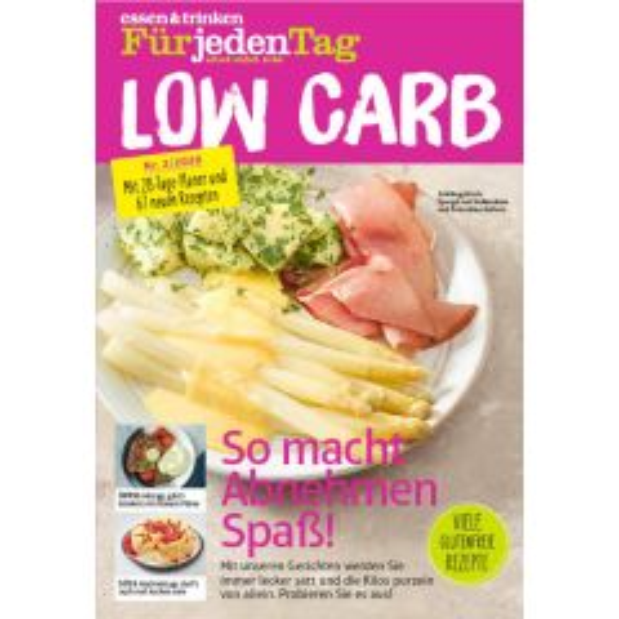 essen & trinken Für jeden Tag - Spezial Low Carb 02/2020