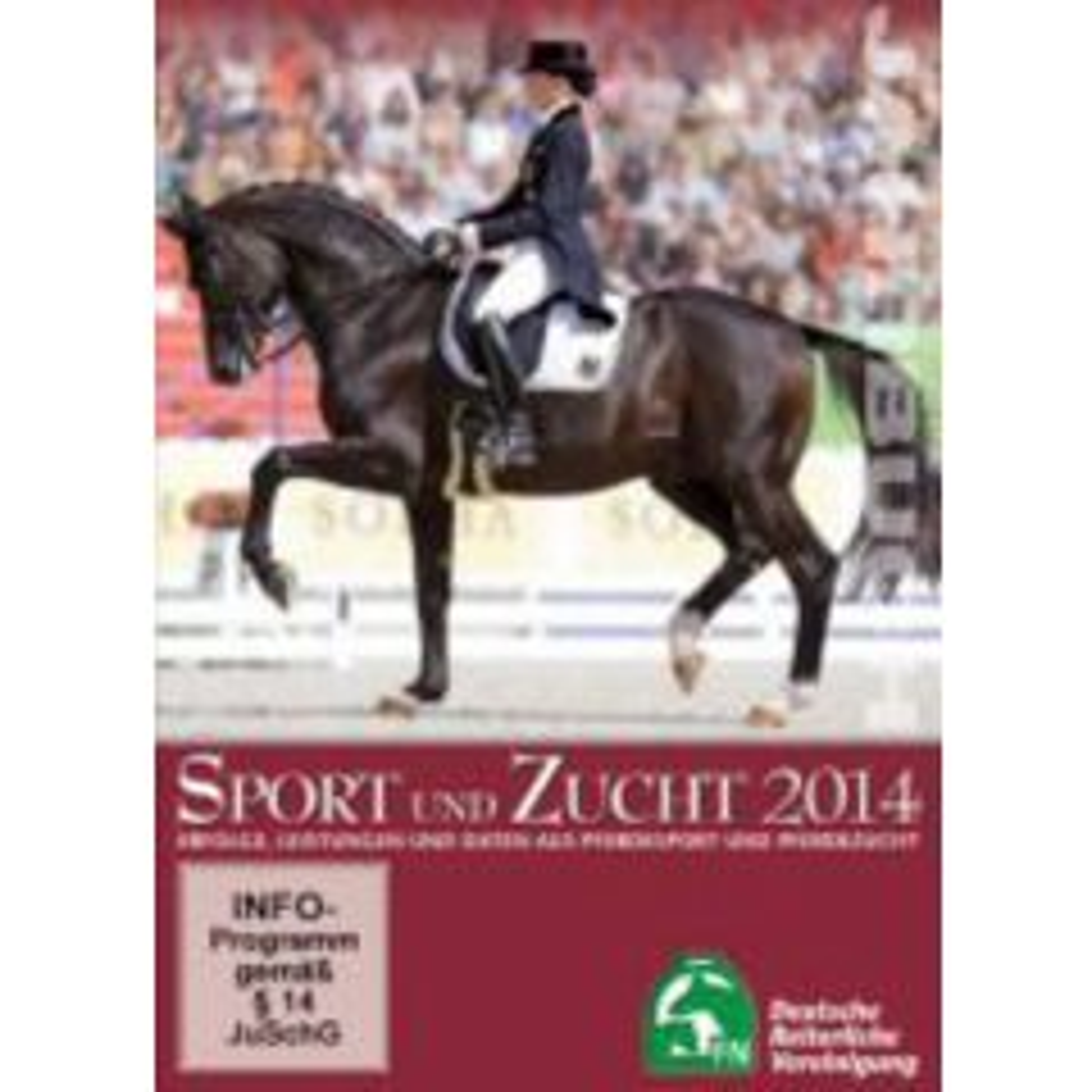 Jahrbuch Sport und Zucht 2014