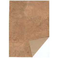 Korkpapier natural A4 A4 Ref. 100